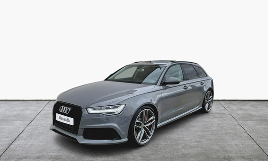 Audi S4/RS4 leasing